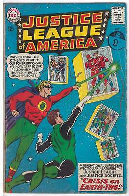 Justice League of America (Vol 1) #  22 (Vgd Minus-) (VG- )  RS003 DC Comics AME
