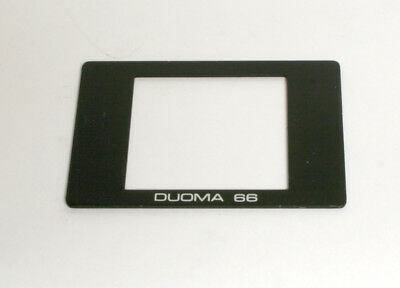 Used Durst Duoma 66 Glassless Carrier