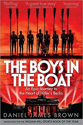 The Boys In The Boat, New, James Brown, Daniel Book