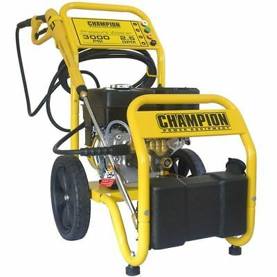 Champion Petrol Pressure Washer 6.5hp Jet Cleaner 3000 PSI Professional 4-Stroke