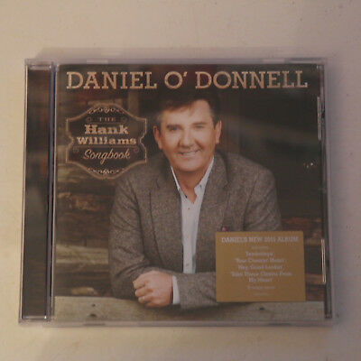 CD Album Daniel O'Donnell - The Hank Williams Songbook