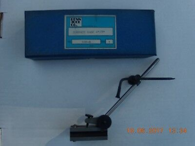 Penn Tool Co. surface plate indicator height stand/ scribe