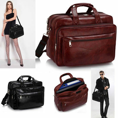 NEW Pilot Business Executive Briefcase Laptop Work Bag Shoulder Messenger Bags