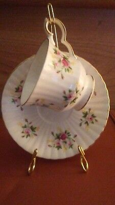 Royal Windsor Fine Bone China Cup & Saucer From England
