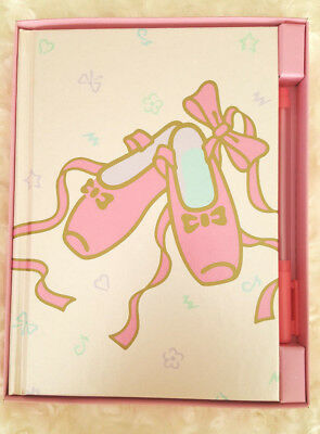 1992 Petite Plie Vintage Sanrio Diary Book with Pen (Made in Japan)