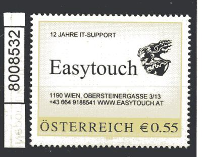 PM. 8532 Easytouch - 12 Jahre IT-Support