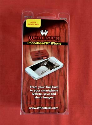 New Whitetail'R 4000 Phone Reader Android Game and Trail Camera Viewer