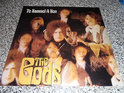 The Gods - To Samuel A Son - Uk Prog/psych - 1970 - Vinyl Reissue - Uriah Heep
