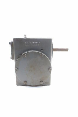 New Hub City 261 5/8In 1-1/4In 5:1 Worm Gear Reducer D585609