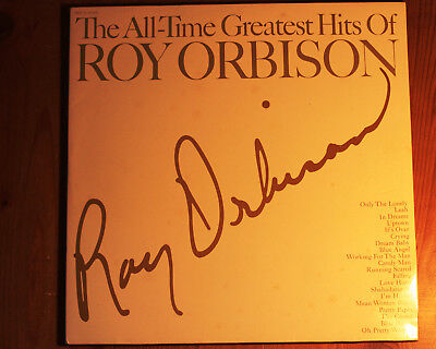Roy Orbison The All-Time Greatest Hits  2 x Vinyl LP