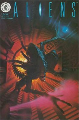 Aliens (1989)   #1 to 4 Complete   NM- to NM/M