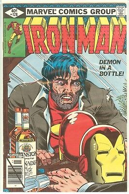 Iron Man 128 1979 9.9 NM Marvel