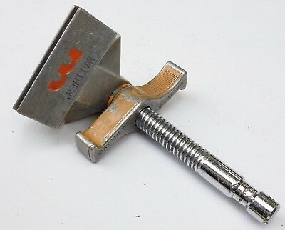 """Matthews Matthellini Cardellini Clamp 2"""" End Jaw 420110. Used, not abused!"""