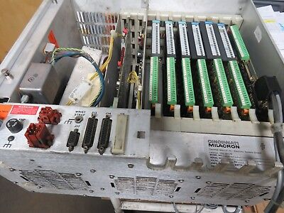 Cincinnati Milacron 3-700-0173A With (3) Hdci Cards And (3) Hdco Cards
