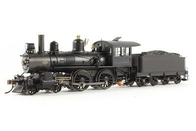 Bachmann Spectrum 83401 HO Modern 4-4-0 American/DCC/Unlettered/Wood Cab
