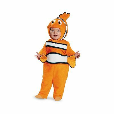 Disney Disguise Baby's Nemo Prestige Infant Costume Orange 12-18 Months