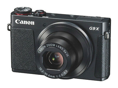 Canon PowerShot G9X Brand new in the box. Complete with 1 year warranty!!