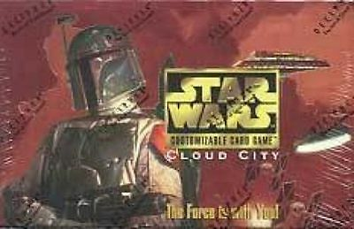 Star Wars CCG CLOUD CITY LIMITED BOOSTER BOX  - Factory sealed