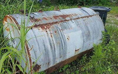 gallon / gas fuel storage tank
