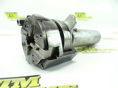 """H&g Precision Die Head Style Dmln 3/4"""" Shank +1-1/2"""" Sleeve W/ 7/16""""-20 Chasers"""