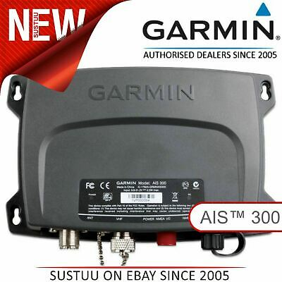 Garmin AIS 300 Class B Blackbox Receiver│Dual Channel AIS│NMEA 2000 Certified