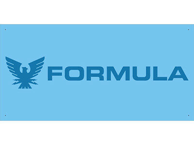 Advertising Display Banner for Formula