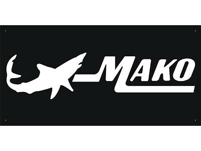 Advertising Display Banner for Mako