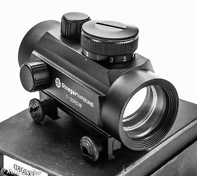 Stoeger Airguns Red Dot 1-30RDW Sight
