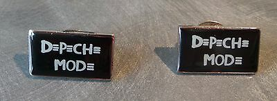 1 pair  of Depeche Mode Playing The Angel Cuff -links