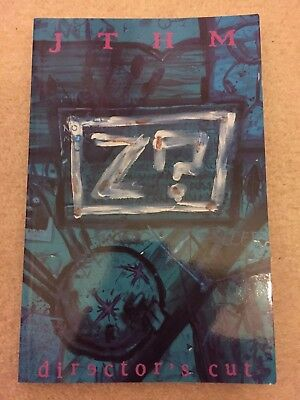 Johnny the Homicidal Maniac Z? Director's Cut Graphic Novel *MINT CONDITION*