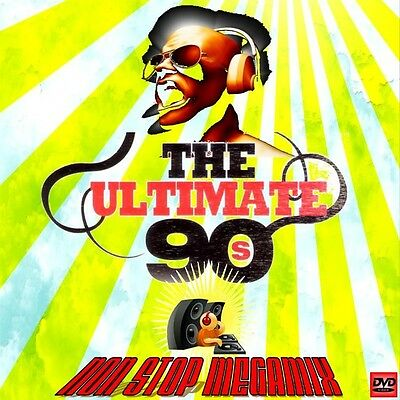Dj Video Mix - The Ultimate 90s 1 -  157 Songs In 1 Mix!!!!