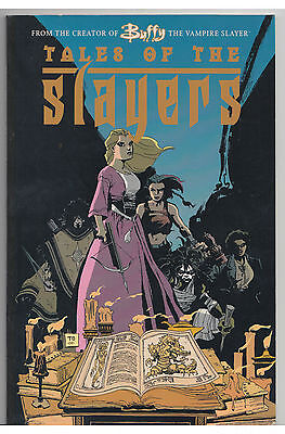 Tales Of The Slayers - First Edition - TPB - Mint Condition - Buffy - Whedon