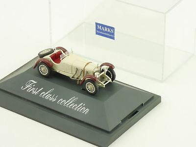 Marks 72 Mercedes Benz MB SSK Caracciola 1:87 Metall H0 1:87 OVP 1604-10-90
