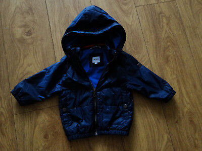 Baby Boy's Hugo Boss Coat / Jacket. Age 12 Months / 74 Cm. Excellent Condition.