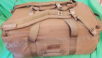 Force Protector Gear Loadout Deployment Bag FOR75 Foamtech USMC Nice!