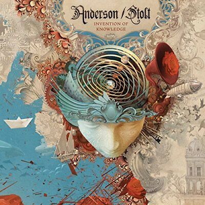 Anderson/Stolt-Invention Of Knowledge  VINYL NEW