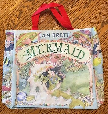 Jan Brett Mermaid Bag