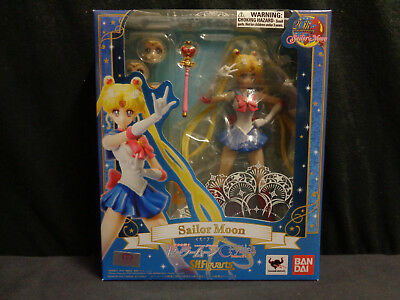 Sailor Moon Crystal Season Iii Action Figure Sh Figuarts Bandai Bluefin Nib
