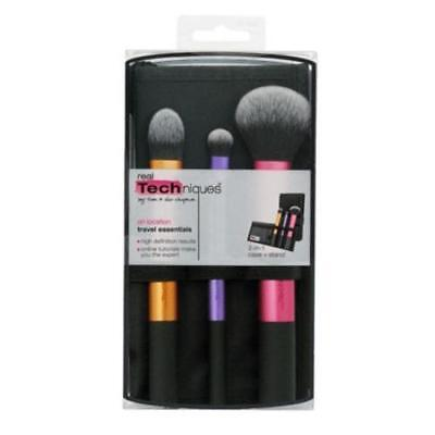 Real Techniques Travel Essentials Makeup Brush Kit by Samantha Chapman UK