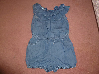 Girls playsuit - GAP - Age 2 (but small fit so fits younger)