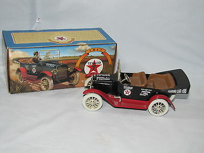 Texaco Collector Series #14 1917 Maxwell Touring Car Bank Limited Made 1997