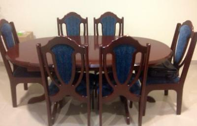 Antique Dining Setting