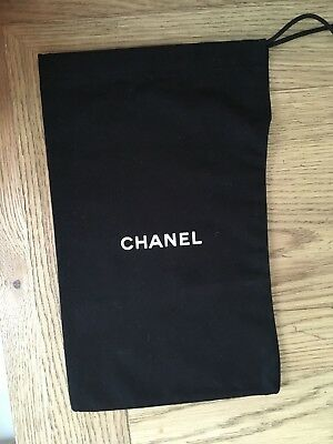One Chanel Dust Bag