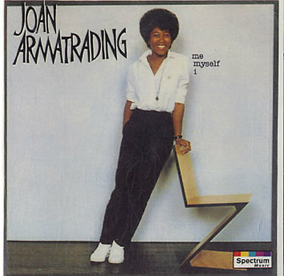 Joan Armatrading Me Myself I UK CD album (CDLP) 5500582 SPECTRUM 1993