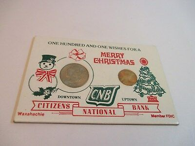 US COIN COLLECTION LOT of two  Liberty Christmas Collection,