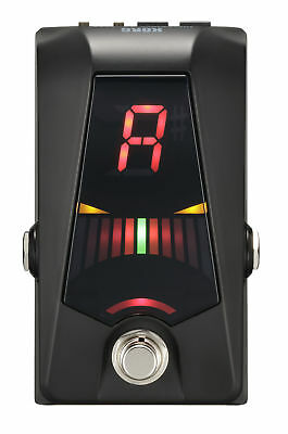 Korg Pitchblack Advance Chromatic Pedal Tuner