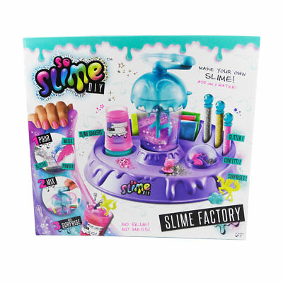 So Slime DIY Factory Kit Creative Kids Crafts Toy Birthday Christmas Gift