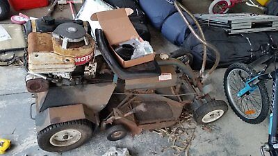 Rover Rancher Vintage Ride On Lawn Mower