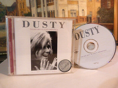 DUSTY - The Very Best Of Dusty Springfield 'Remastered Edition' CD