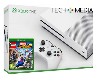 MICROSOFT XBOX One S Console - 500Gb / 1Tb - New & Sealed - Free ...